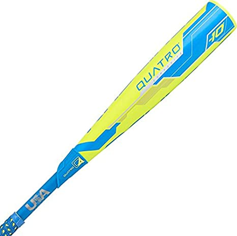 Rawlings 2018 Quatro Composite USA Baseball Bat -10
