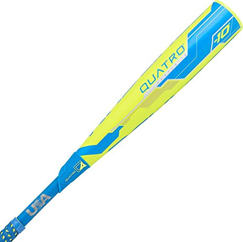 Rawlings Quatro USA10 ) us8q10 Youth Baseball Bat B077NFG6YT22 OZ Medium