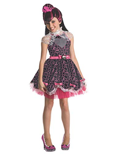 Rubies Monster High Deluxe Draculaura Sweet 1600 Child Costume-Small ()