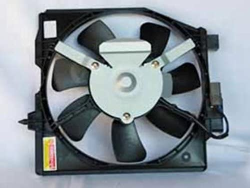 Nueva AC condensador Ventilador Montaje para 2001 – 2002 Mazda ...
