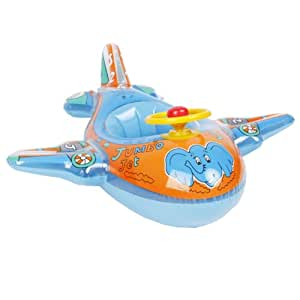 Inflatable airplane baby kids toddler infant - Amazon inflatable swimming pool toys ...