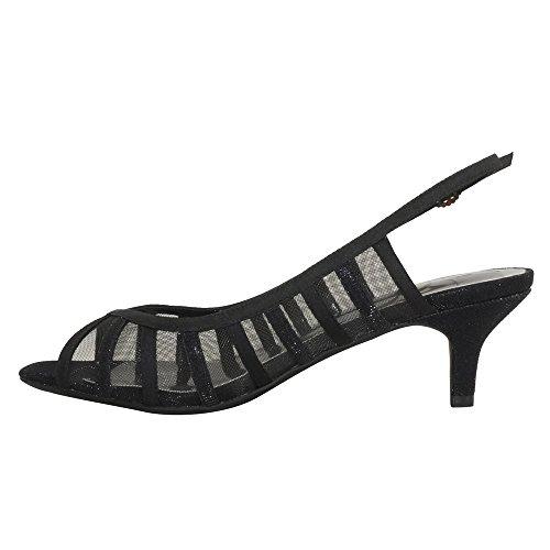 J.renee Womens Rebeka Dress Pump Black