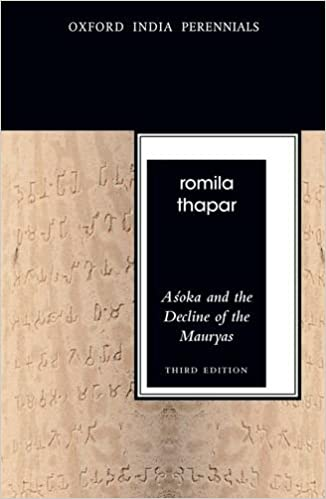 Thapar Asoka cover art