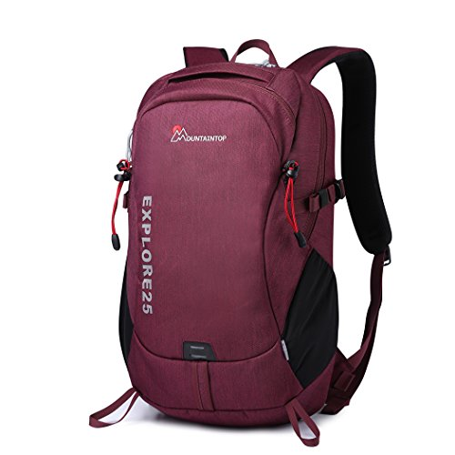 Mountaintop Backpack Casual Daypack for Travel College Hiking Cycling Camping