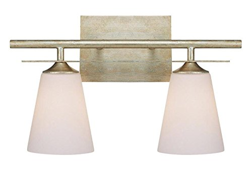 Winter Gold Soho 2 Light Bathroom Vanity Fixture - Soho Bathroom Vanity Light