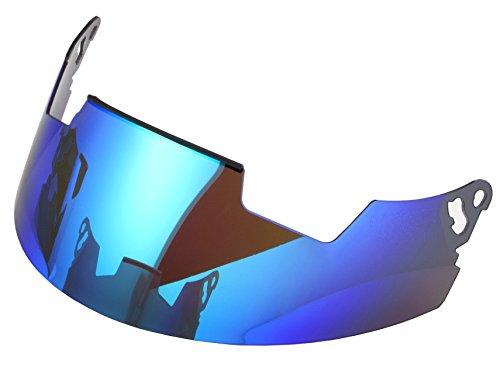 Arai 1117 Pro Shade Long Visor Smoke / Blue Mirror