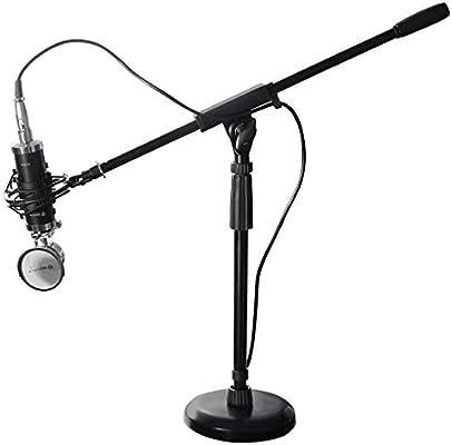 Paquete: Rockville rcm03 Pro Studio grabación Micrófono de ...