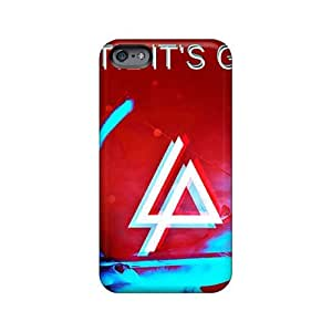 Scratch Protection Hard Phone Cases For Iphone 6plus With Provide Private Custom Beautiful Linkin Park Pictures KevinCormack