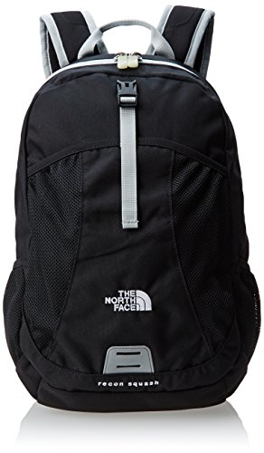 The North Face Recon Squash Backpack Youth TNF Black/High Rise Grey OS