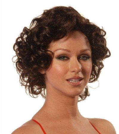 Mocha Brown Wig - 4