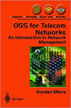 Book Oss for Telecom Networks: An Introduction To Network Management (Computer Communications and Networks)