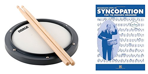 drummer-practice-pad-drum-pad-and-sticks-bundle-comes-with-a-snare-drum-practice-pad-a-pair-of-drums