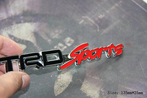 D980 Sport emblè me Badge Haut Autocollant de Voiture 3D Badge Plaque Autocollant de Voiture Mobile carsemblème®