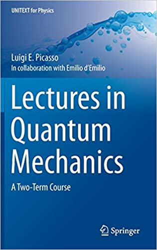 Buy Lectures in Quantum Mechanics (UNITEXT for Physics) Book Online