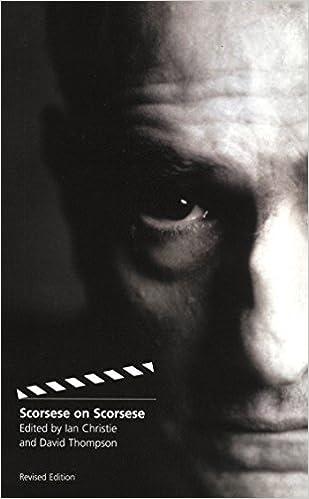 Scorsese on Scorsese, by Ian Christie