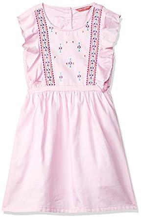 Amazon Brand - Jam & Honey Cotton Skater Dress