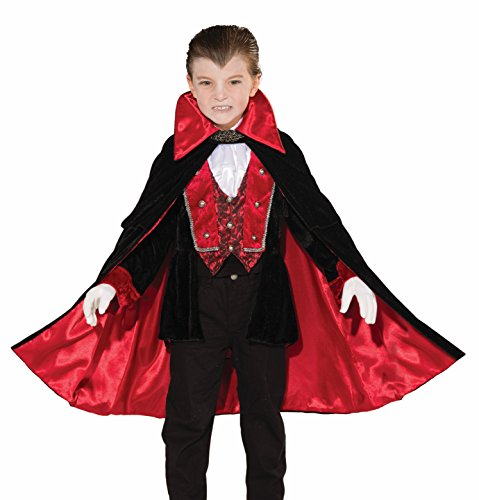 Boys Halloween Costumes Victorian Vampire Child's Costume Kids (Large Image)