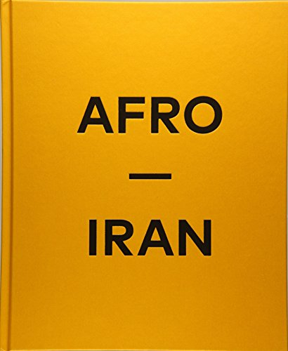 Afro-Iran (English and Persian Edition)