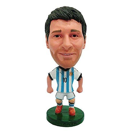 [Soccer figure] Lionel Messi [football player doll](Argentina national team/2014/Home) KDT (japan import) - Argentina Doll