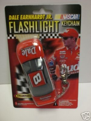 llectable Flashlight Keychain (Dale Earnhardt Jr Light)