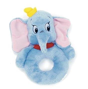 Disney Dumbo Plush Rattle for Baby
