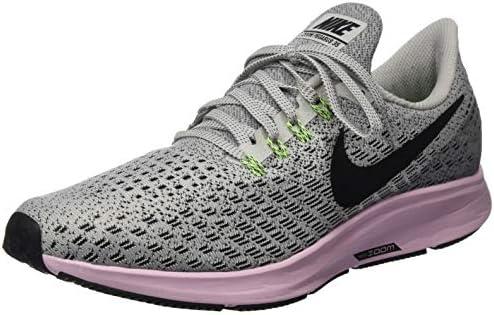 Teoría establecida difícil tubo respirador  Nike Air Zoom PegasUS 35, Women's Running Shoes, Grey (Grey 011), 3.5 UK  (36.5 EU) (Nk942855_011): Buy Online at Best Price in UAE - Amazon.ae