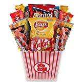 Gifts Flowers Food Best Deals - Movie Night - Gift Basket