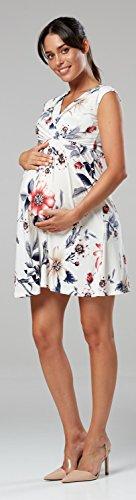 Femme Style Grossesse de Maternit trapze Ville Zeta 4 Robe d'allaitement 808c wPzSqX0W