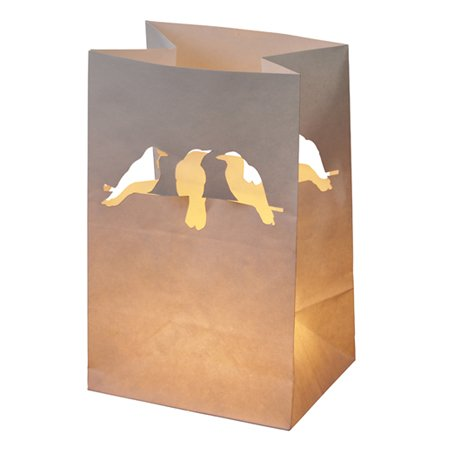 Amazon.com: 5 bolsas góticas para velas de Halloween ...