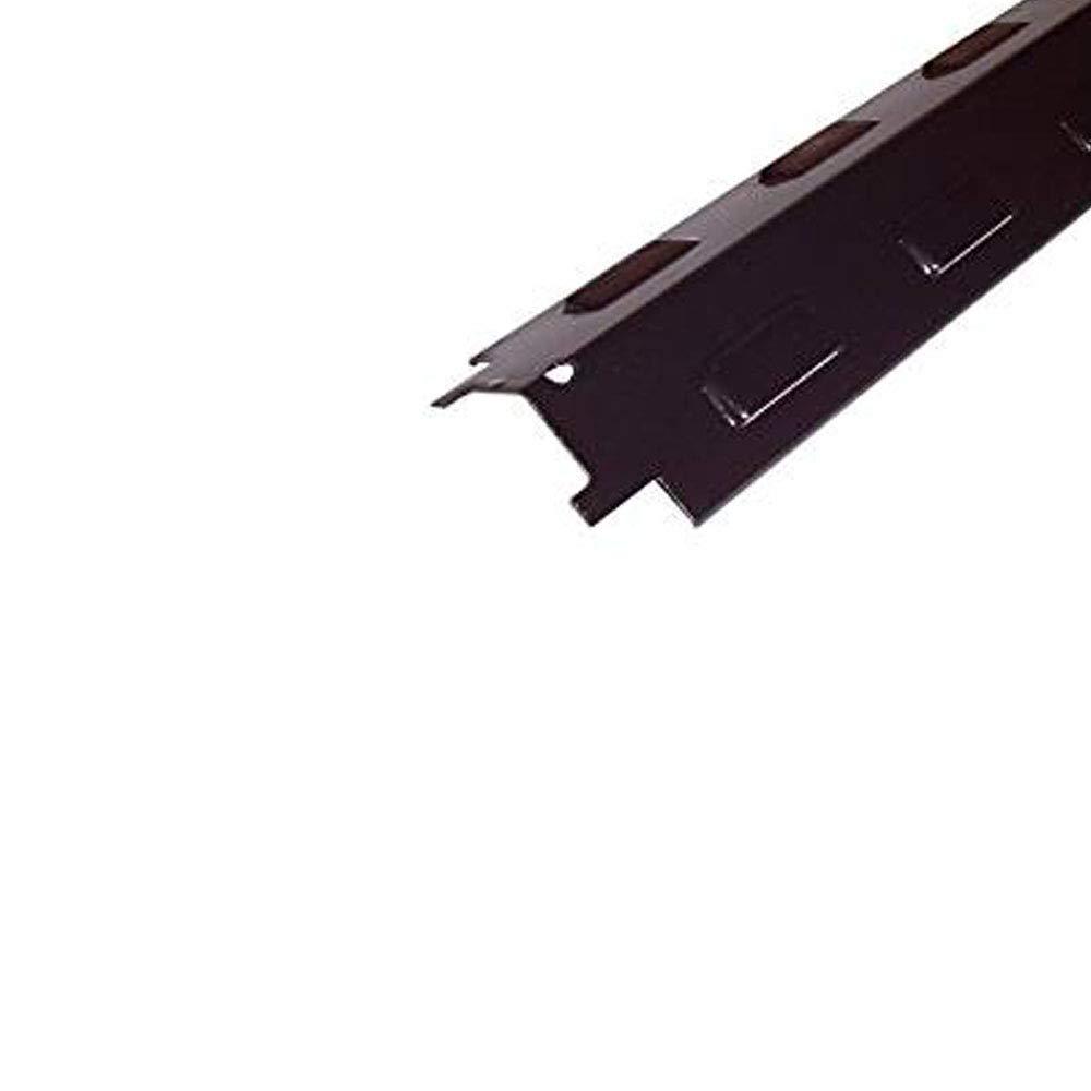 Piastre riscaldanti per Griglie a Gas Charbroil Attachcooking 98531 Confezione da 3 Componenti di Ricambio in Porcellana per arrosti Grill King e Altri Modelli