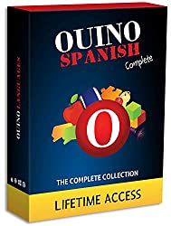 A COMPLETE SOLUTION FOR SERIOUS LEARNERSDespite its low price, Ouino is one of the most complete programs out there. In fact, if you don't think Ouino is the best investment you've ever made for language learning, we'll refund your purchase.OBTAIN A ...