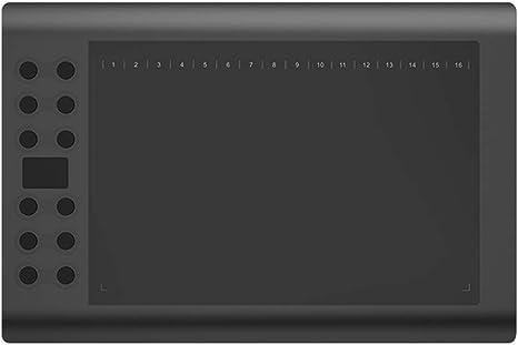 ZJH Tablero de Pintura, 1060PRO Tableta Digital Mesa de Dibujo ...
