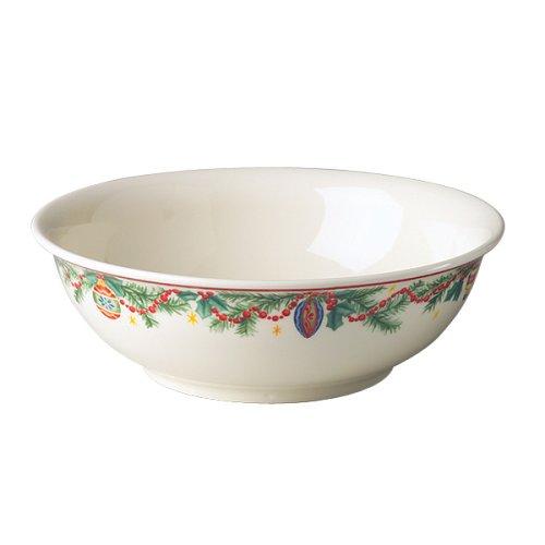 (Pfaltzgraff Holiday Garland Round Vegetable Serving Bowl)