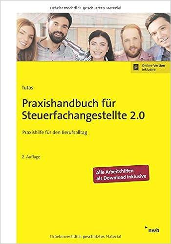 Book Praxishandbuch für Steuerfachangestellte 2.0