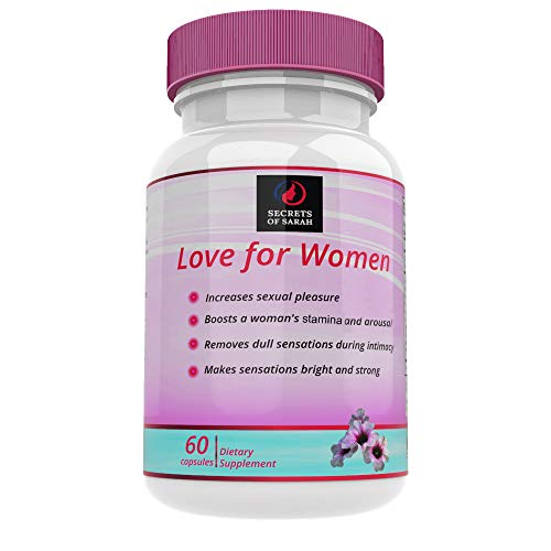 Female Enhancement pills - Female Hormone Balance – Boost Drive, Aphrodisiac for Women, Enhancements for Women, Secrets of Sarah,