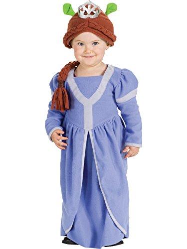 Rubie's Princess Fiona Shrek The Third Baby Costume Newborn 0-9