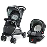 Best Graco Car Seats 30 Lbs - Graco FastAction Travel System Bennett Stroller Review