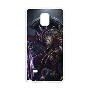 Rengar League Of Legends Game Samsung Galaxy Note 4 Cell Phone Case White Exquisite designs Phone Case KM454H85