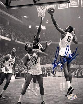 (Autographed Signed Bill Russell 8x10 Photo Boston Celtics - Certified Authentic)