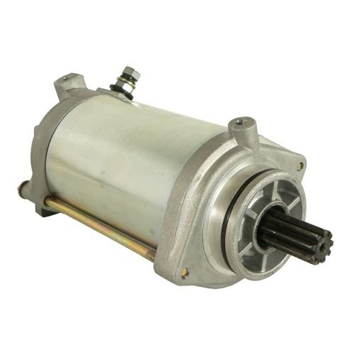 DB Electrical SMU0181 New Starter For Suzuki Motorcycle Vs750 Vl800 Vs800Gl Intruder Vx800 Vz800 ND128000-8161 128000-8160 128000-8161 410-52222 18787 SS-17 464013 31100-38A00 31100-38A01-H17 ()