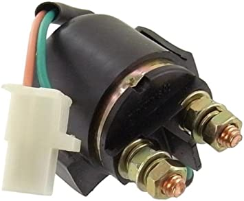 Starter Relay Solenoid Honda ATC250 TRX400 TRX200 TRX250 TRX300 TRX400 TRX650