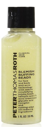 Peter Thomas Roth Blemish Buffing Beads For Face & Body, 1. oz (DLX Travel Size)