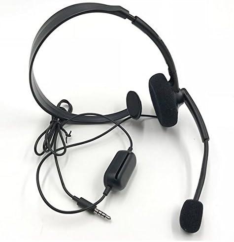 Microsoft Chat - Auriculares de Diadema para Xbox One Slim para ...