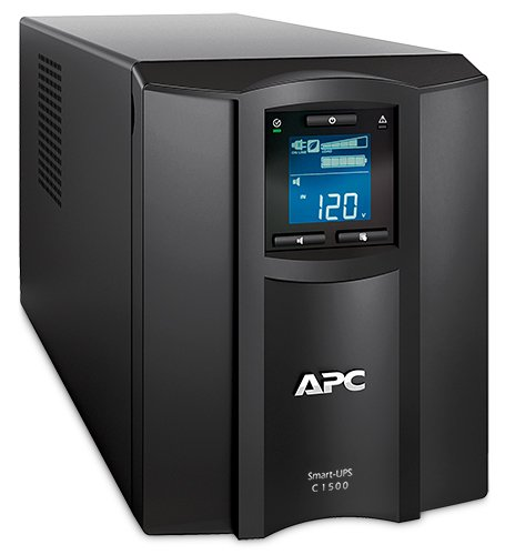 APC 1500VA Smart-UPS with SmartConnect, Pure Sine Wave UPS Battery Backup & Surge Protection (SMC1500C) by APC (Image #2)