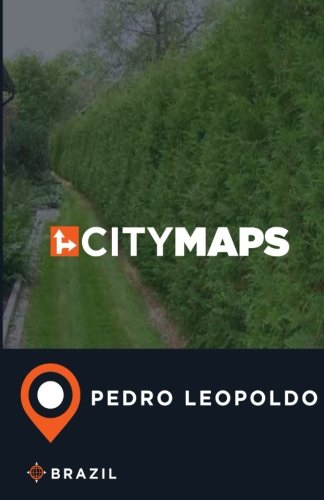 City Maps Pedro Leopoldo Brazil ebook
