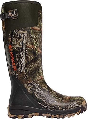 LaCrosse Men's Alphaburly Pro 18' Hunting Shoes, Mossy Oak Break up Country, 10 M US