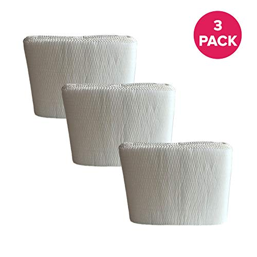 (Think Crucial 3 Replacements for Honeywell HC-14 Humidifier Filter, Fits HCM3500, HM3600 and HCM-6000, Compatible with Part HC14)