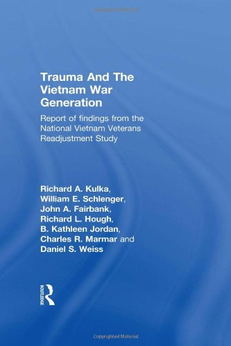 Trauma And The Vietnam War Generation: Report Of Findings From The National Vietnam Veterans Readjustment Study by Brand: Routledge