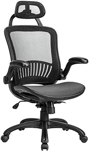 SuccessfulHome Ergonomic Office Chair, Office Chair with High Breathable Back, Computer Chair for Office and Home, Chair for Computer Desk, Heavy Duty Swivel Chair
