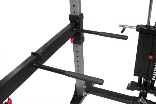 Bodycraft F432 Dip Attachment for Power Rack by Bodycraft (Image #1)